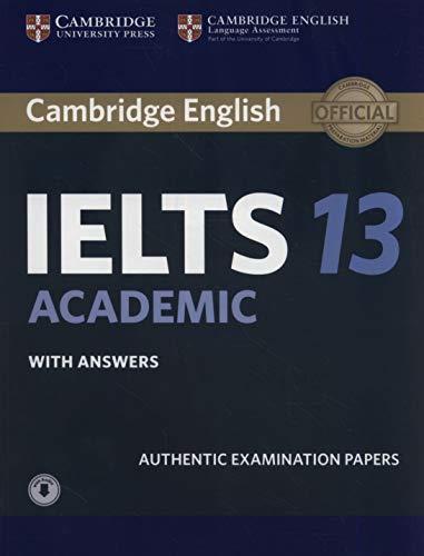 Cambridge University Press Cambridge IELTS 13