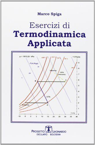 Marco Spiga Esercizi di termodinamica