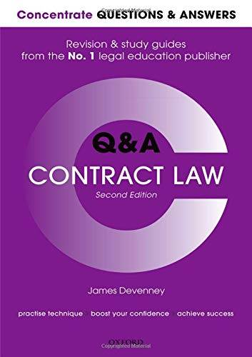 James Devenney Concentrate Questions and