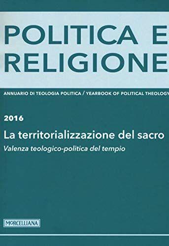 Politica e religione 2016: La