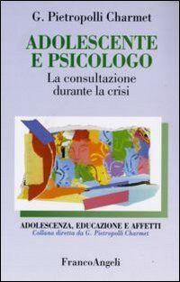 Gustavo Pietropolli Charmet Adolescente e