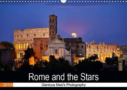 Gianluca Masi Rome and the Stars (Wall
