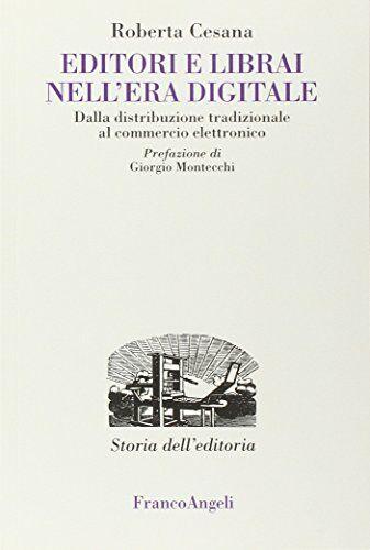 Roberta Cesana Editori e librai nell'era