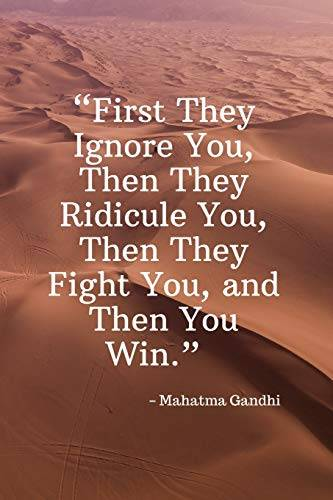 NewPrint Publishing First They Ignore You,