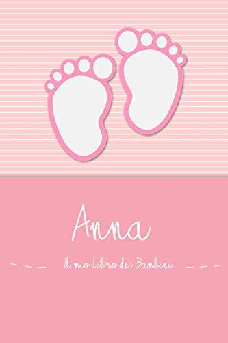 en lettres Bambini Anna - Il mio Libro dei