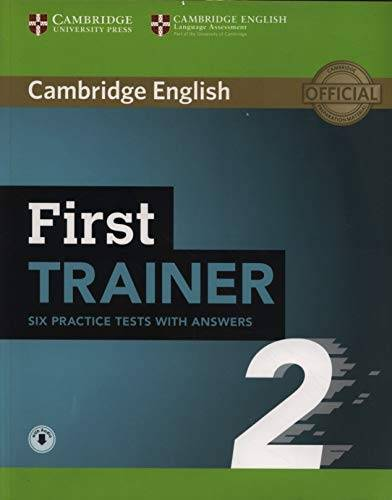 Peter May First Trainer 2 Six Practice Tests