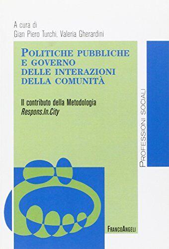 Politiche pubbliche e governo delle