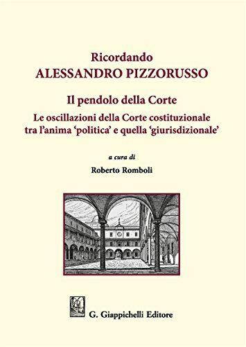 Ricordando Alessandro Pizzorusso. Il pendolo