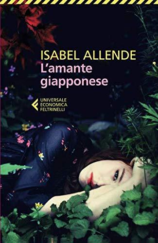 Isabel Allende L'amante giapponese