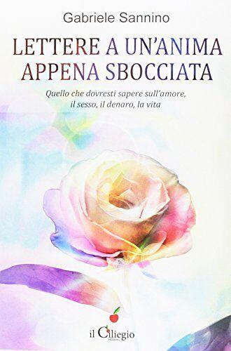 Gabriele Sannino Lettera a un'anima appena