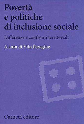 Povertà e politiche di inclusione sociale.