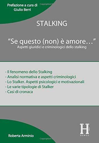 Roberta Arminio STALKING -
