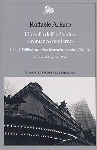 Raffaele Ariano Filosofia dell'individuo e