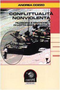Andrea Cozzo Conflittualità nonviolenta.