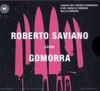 Roberto Saviano Gomorra. Viaggio nell'impero