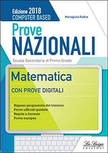 Mariagiulia Radice Matematica. Prove nazionali