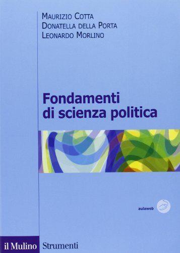 Maurizio Cotta Fondamenti di scienza politica