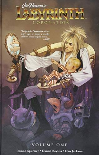 Simon Spurrier Jim Henson's Labyrinth 1: