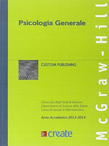 Psicologia generale ISBN:9781308094052