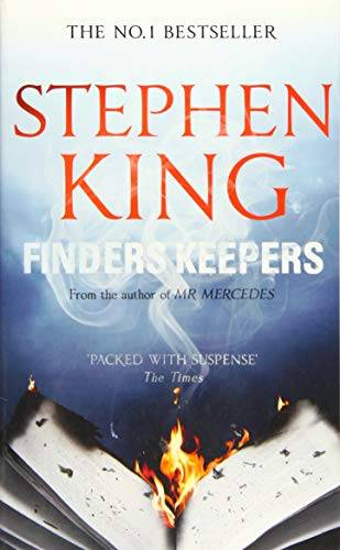 Stephen King Finders Keepers: The Bill Hodges