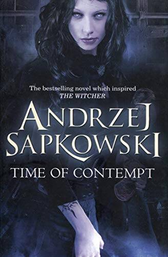 Andrzej Sapkowski The Time of Contempt [Lingua