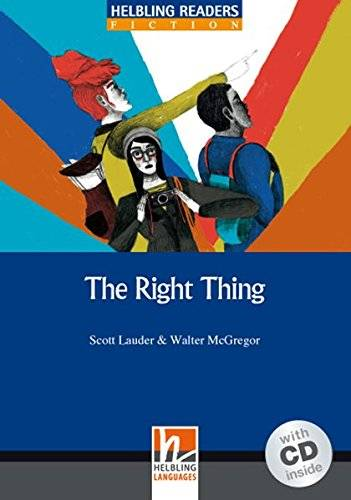 Scott Helbling Readers Blue Series. Level 5.
