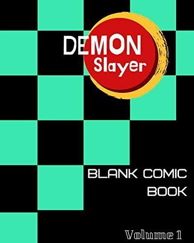 Helen Granger Blank comic book Demon Slayer:
