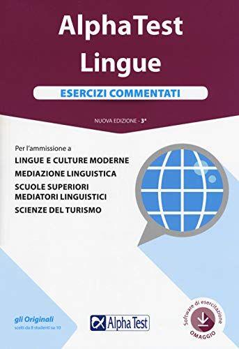 Francesca Desiderio Alpha Test. Lingue.