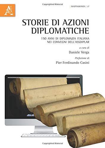 Daniele Verga Storie di azioni diplomatiche: