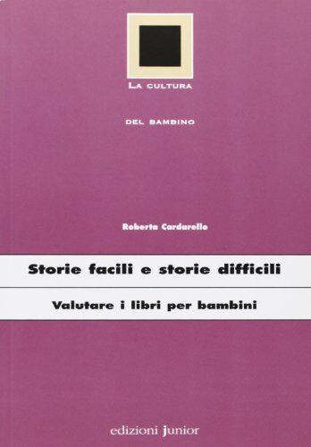 Roberta Cardarello Storie facili e storie
