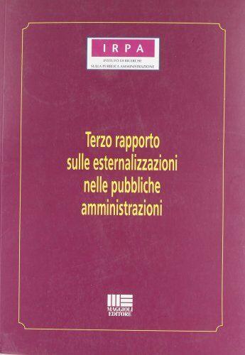 Istituto di Ricerche sulla P.A. IRPA Terzo