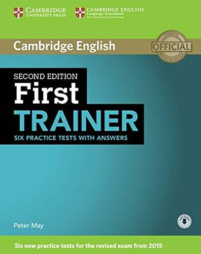 First Trainer - Six Practice Tests with