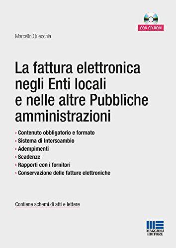 Marcello Quecchia La fattura elettronica negli