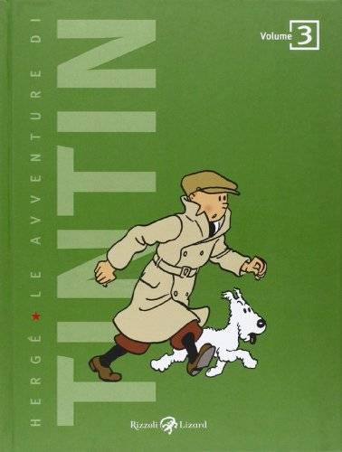 Hergé Le avventure di Tintin: TinTin vol. 3