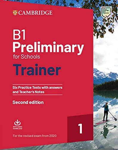 Preliminary for Schools Trainer 1 for the