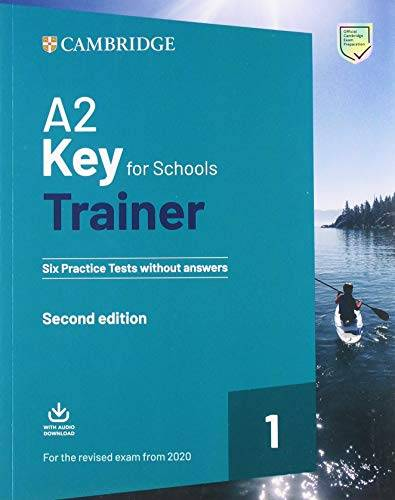 Karen Saxby A2 key for schools trainer for