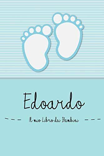 en lettres Bambini Edoardo - Il mio Libro dei