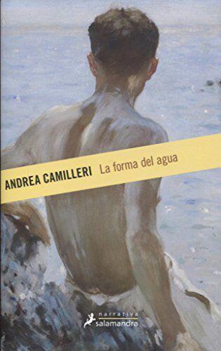 Andrea Camilleri La forma del agua / The Shape