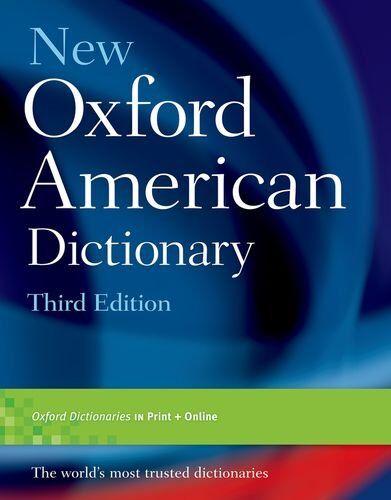 Oxford University Press New Oxford American