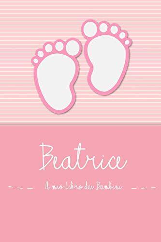 en lettres Bambini Beatrice - Il mio Libro dei