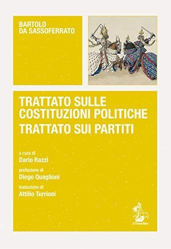 Bartolo da Sassoferrato Trattato sulle