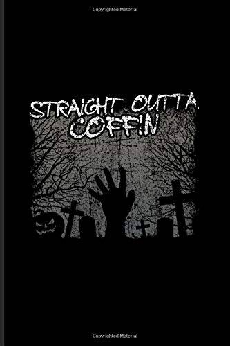 YeoYs Paperbacks Straight Outta Coffin: Scary