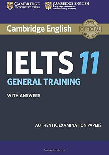 Cambridge University Press Cambridge IELTS 11