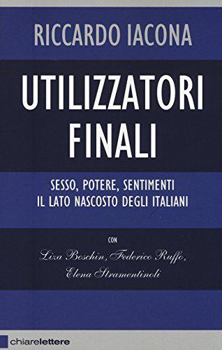 Riccardo Iacona Utilizzatori finali