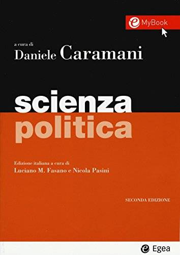 Scienza politica ISBN:9788823822108