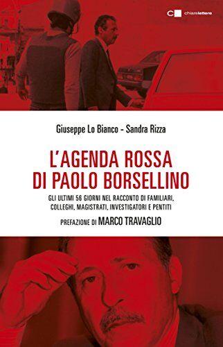 Sandra Rizza L'agenda rossa di Paolo