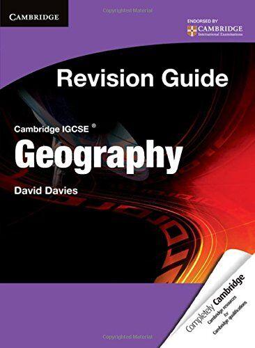 Gary Cambers Cambridge IGCSE Geography