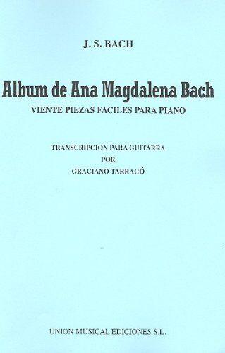 Music Sales Album de Ana Magdalena
