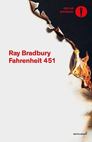 Ray Bradbury Fahrenheit 451 ISBN:9788804665298