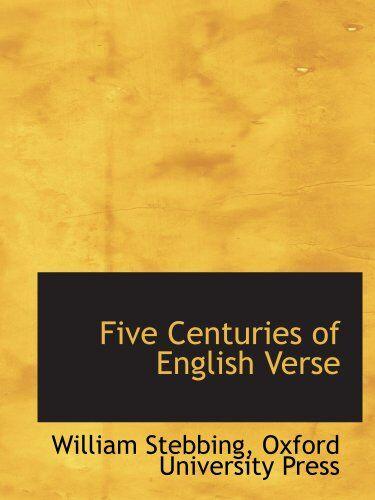 Oxford University Press Five Centuries of